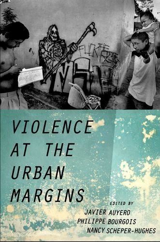 9780190221447: Violence at the Urban Margins (Global and Comparative Ethnography)