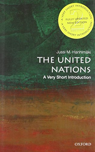 9780190222703: The United Nations: A Very Short Introduction (Very Short Introductions)