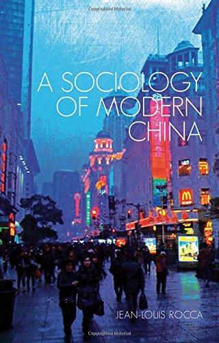 9780190231200: A Sociology of Modern China (Comparative Politics and Internationl Studies)