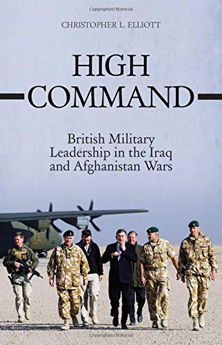 9780190233051: High Command: British Military Leadership in the Iraq and Afghanistan Wars