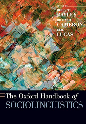 9780190233747: The Oxford Handbook of Sociolinguistics