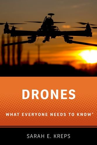 9780190235345: Drones: What Everyone Needs to Know®