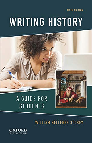 9780190238940: Writing History: A Guide for Students
