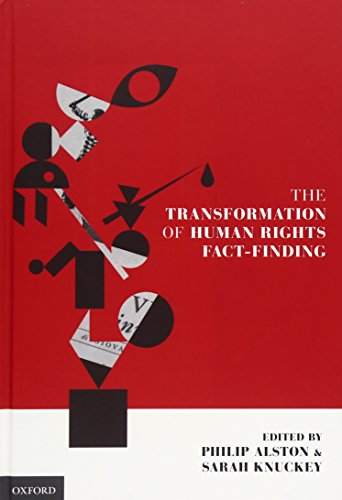 9780190239480: The Transformation of Human Rights Fact-Finding
