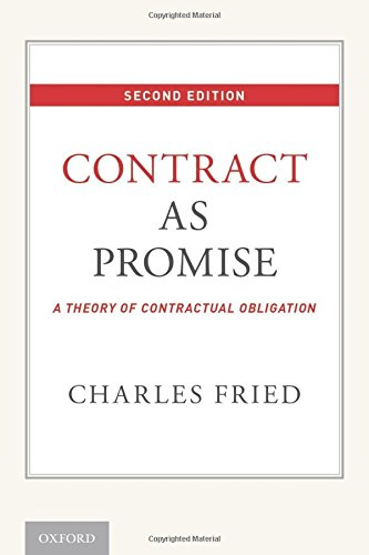 9780190240158: Contract as Promise: A Theory of Contractual Obligation