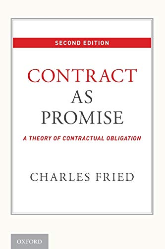 9780190240165: Contract as Promise: A Theory of Contractual Obligation