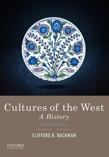 9780190240455: Cultures of the West: A History