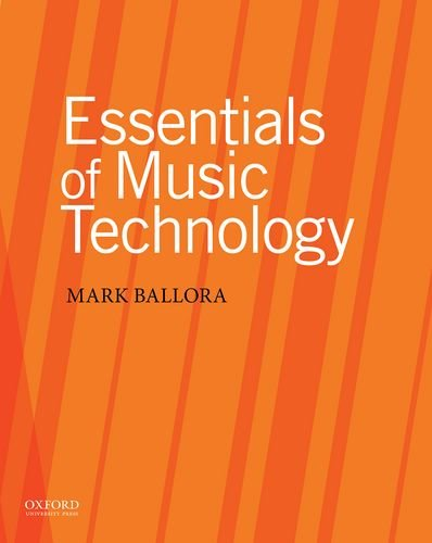 9780190240912: Essentials of Music Technology