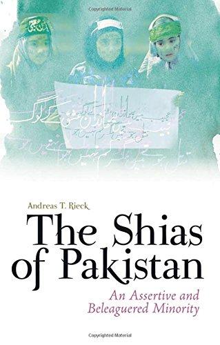 9780190240967: The Shias of Pakistan: An Assertive and Beleaguered Minority