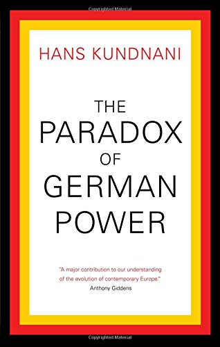 9780190245504: The Paradox of German Power