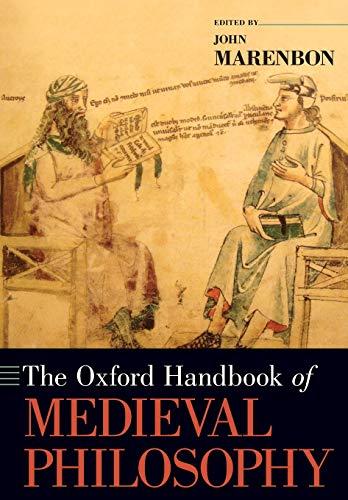 The Oxford Handbook of Medieval Philosophy.: MARENBON, J.,
