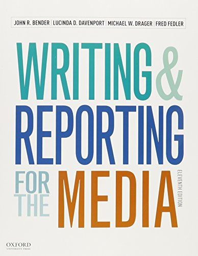 9780190249625: Writing and Reporting for the Media + A Style Guide for News Writers & Editors