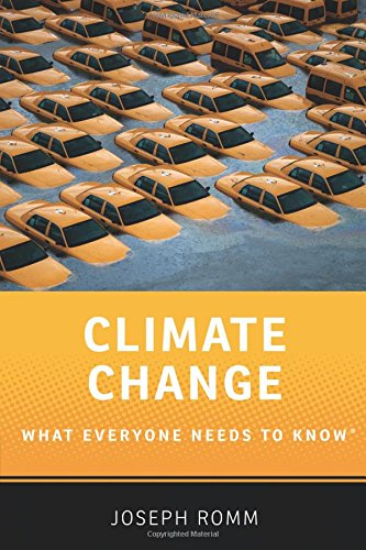 9780190250171: Climate Change: What Everyone Needs to Know®