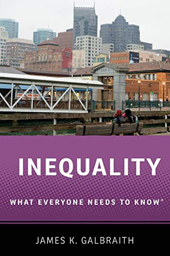 9780190250478: Inequality: What Everyone Needs to Know®