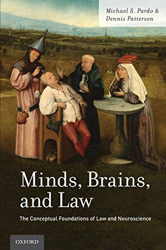 9780190253103: Minds, Brains, and Law: The Conceptual Foundations of Law and Neuroscience