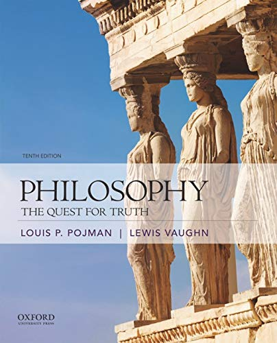 PHILOSOPHY:QUEST FOR TRUTH: POJMAN