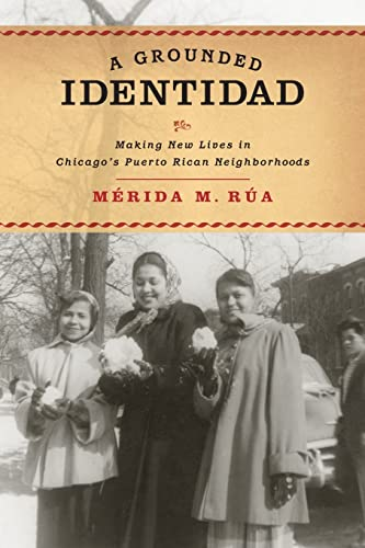 9780190257804: A Grounded Identidad: Making New Lives in Chicago's Puerto Rican Neighborhoods