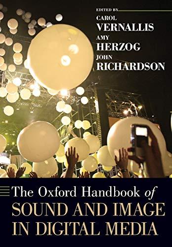 9780190258177: The Oxford Handbook of Sound and Image in Digital Media (Oxford Handbooks)