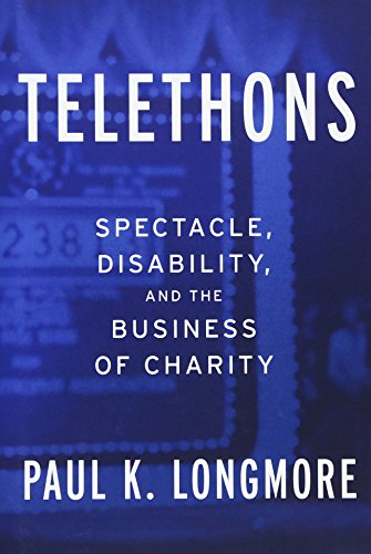 9780190262075: Telethons: Spectacle, Disability, and the Business of Charity