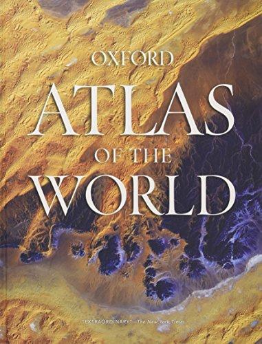 9780190263553: Atlas of the World