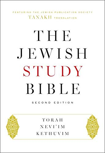 9780190263898: The Jewish Study Bible: Second Edition