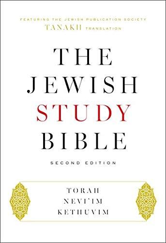 9780190263898: The Jewish Study Bible: Second Edition