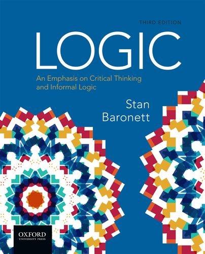 9780190266226: Logic