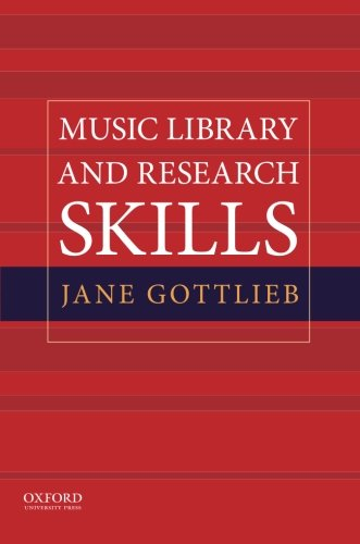 9780190270254: Music Library and Research Skills