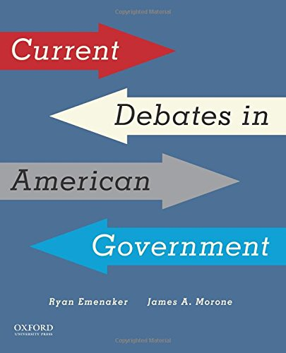 9780190272760: Current Debates in American Government
