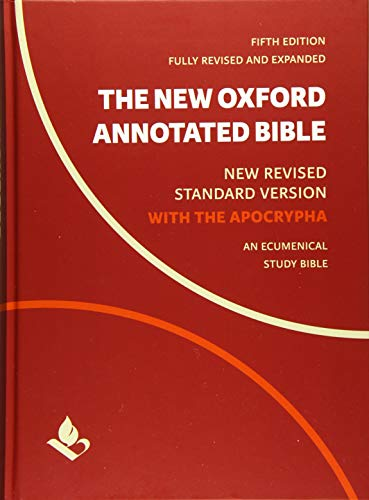 9780190276072: The New Oxford Annotated Bible with Apocrypha: New Revised Standard Version