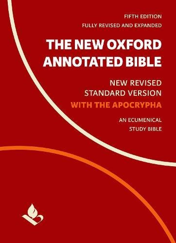 9780190276089: The New Oxford Annotated Bible with Apocrypha: New Revised Standard Version