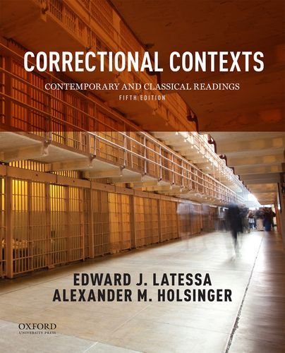 9780190280710: Correctional Contexts: Contemporary and Classical Readings