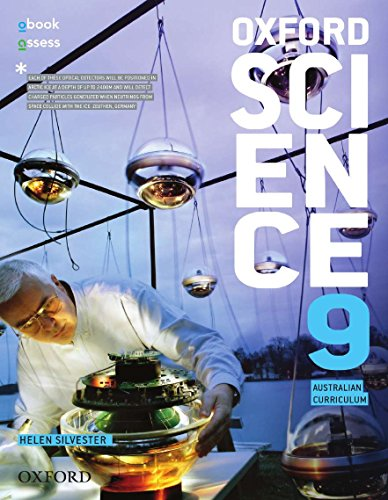 Oxford Science 9 Australian Curriculum Student Book + obook assess: Helen Silvester