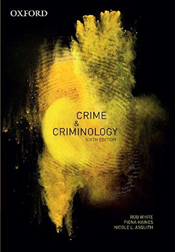 9780190307301: Crime & Criminology
