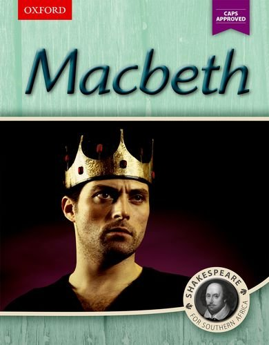 9780190407315: Macbeth (Shakespeare for Southern Africa)