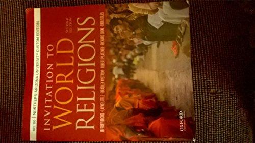 9780190454845: Invitation To World Religions 2nd Edition (Northern Arizona University NAU)