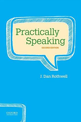9780190457327: Practically Speaking