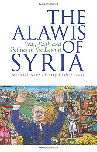 9780190458119: The Alawis of Syria: War, Faith and Politics in the Levant (Urban Conflicts, Divided Societies)