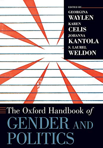 9780190461911: The Oxford Handbook of Gender and Politics (Oxford Handbooks)