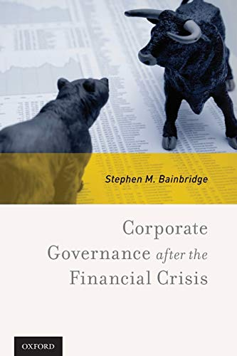 9780190496678: Corporate Governance after the Financial Crisis