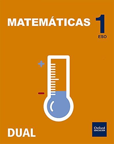 9780190509019: Inicia Dual Matemáticas 1.º ESO. Libro del Alumno.
