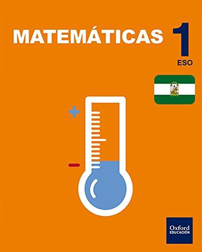 9780190512606: Inicia Dual Matemáticas Libro Del Alumno. Andalucía - 1º ESO - 9780190512606