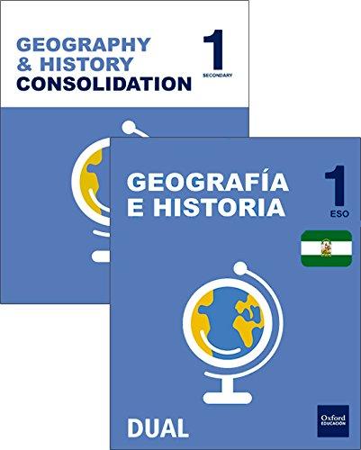 9780190512798: geografía e historia 1º eso pack Inicia bilingüe 2016