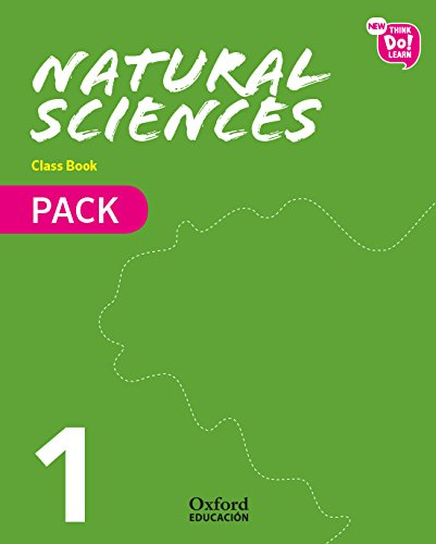 9780190520489: New Think Do Learn Natural Sciences 1. Class Book + Stories Pack
