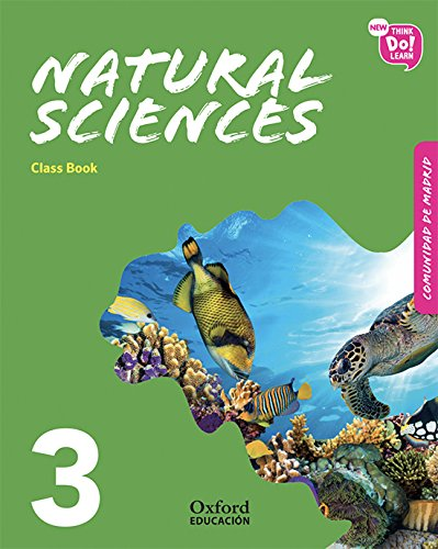 9780190520656: New Think Do Learn Natural Sciences 3. Class Book (Madrid)