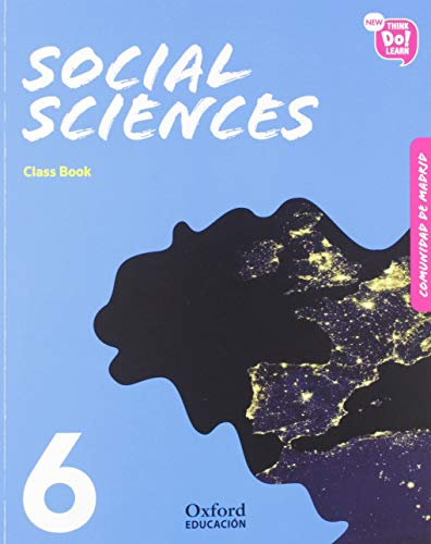 9780190532932: New Think Do Learn Natural & Social Sciences 6. Class Book Pack (Madrid Edition)