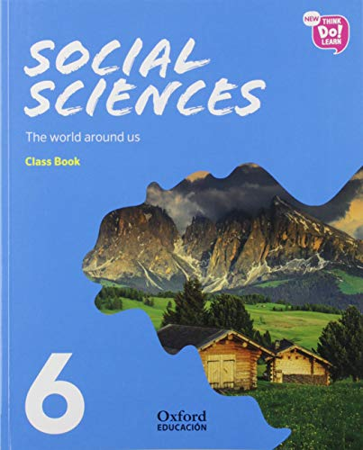 9780190533601: New Think Do Learn Social Sciences 6. Class Book Pack (National Edition)