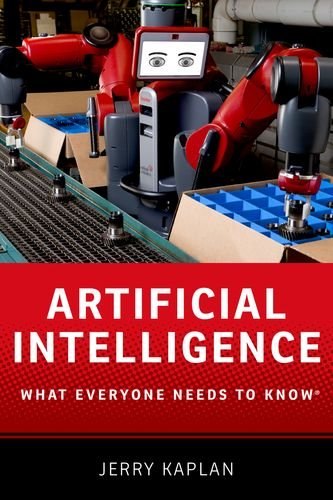 9780190602383: Artificial Intelligence: What Everyone Needs to Know®