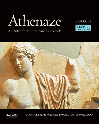 9780190607678: Athenaze, Book II: An Introduction to Ancient Greek