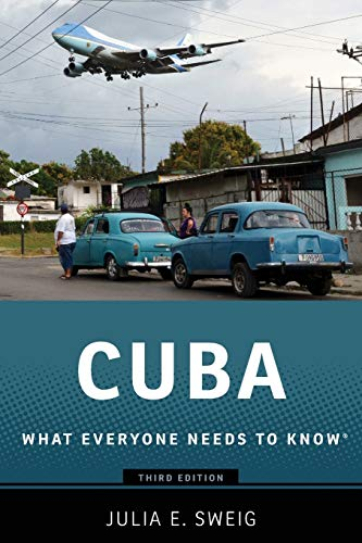 9780190620370: Cuba: What Everyone Needs to Know